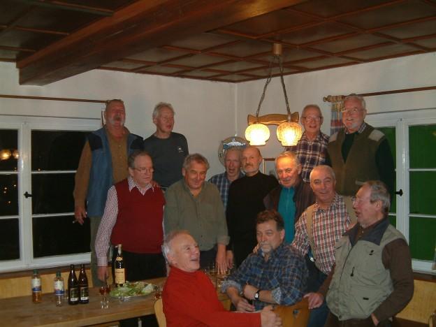 Seniorentreffen am 12.12.2007
