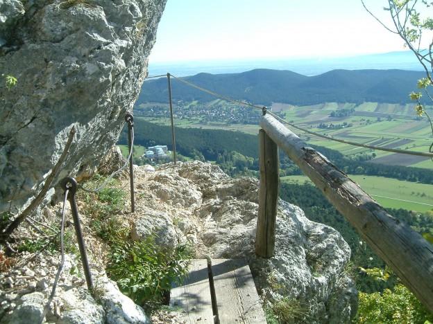 Klettersteige in der Hohen Wand 2007