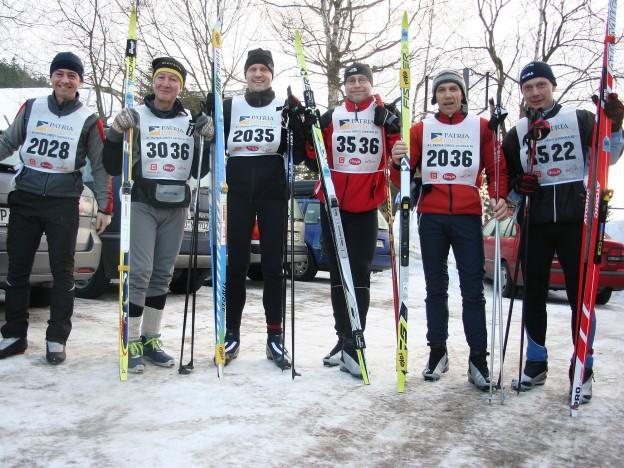 Isergebirgslauf 2008 im tschechischen Bedrichov