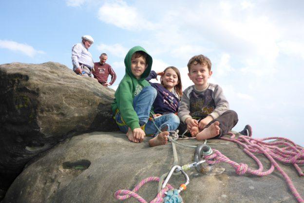 Erlebnis in der Sächsischen Schweiz  – für Kinder- und Neueinsteiger